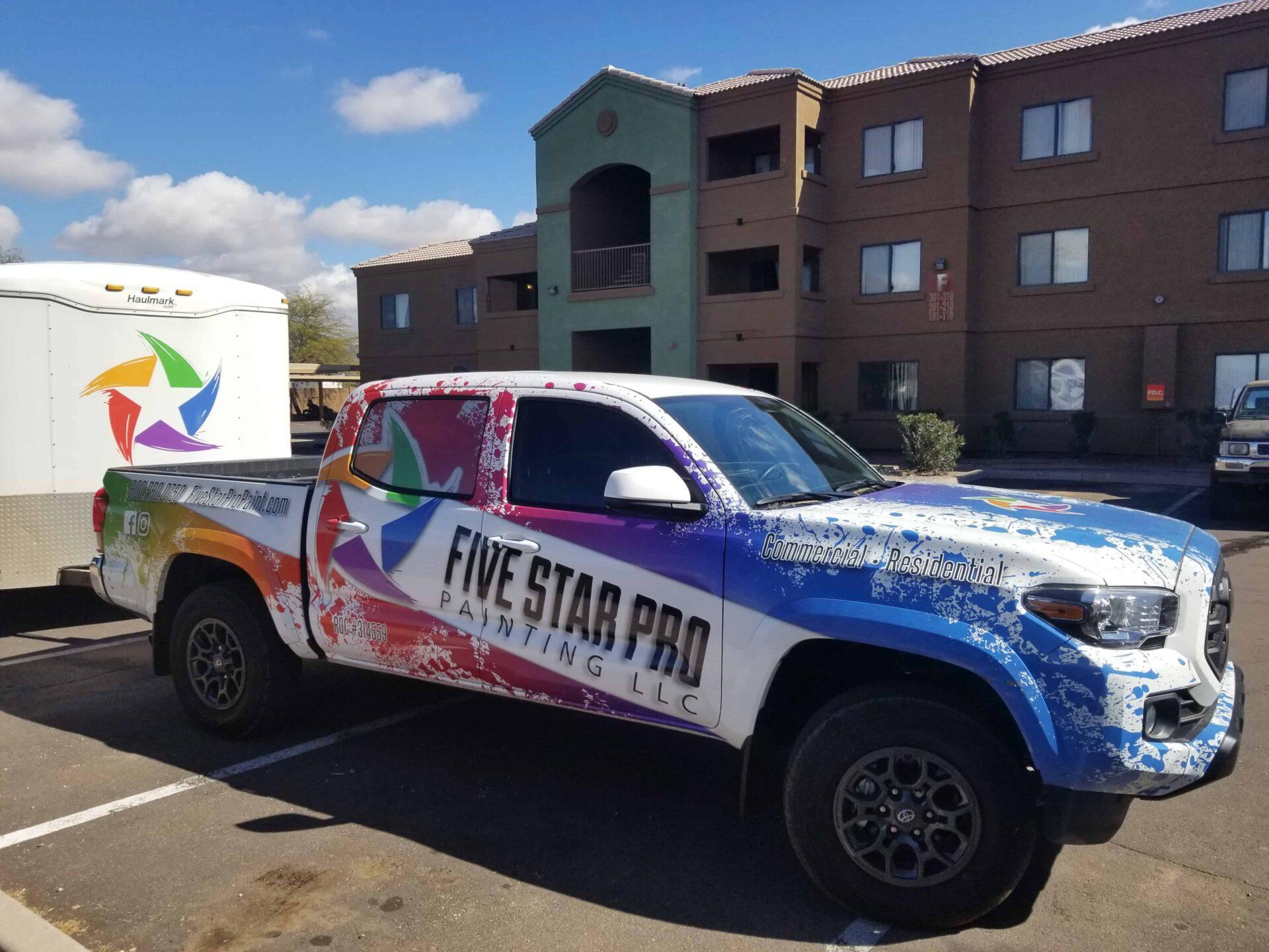 Phoenix Commercial Painting Company AZ